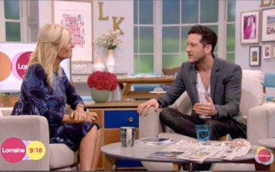 Celebrity Client & West End Star Matt Cardle Talks Stop Smoking Hypnosis Success On ITV